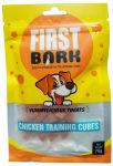 First Bark Yummylicious Treats Chicken Training Cubes