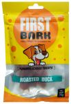 First Bark Yummylicious Treats Roasted Duck