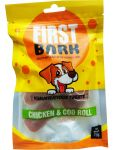 First Bark Yummylicious Treats Chicken & Cod Roll