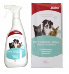 Bioline Pet Deodorizing Spary For Dogs & Cats