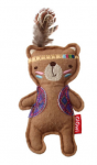 Gigwi Happy Indian Bear Felt Catnip