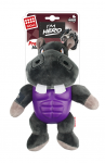 Gigwi I M Hero Armor Hippo Dog Toy