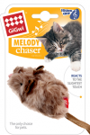 Gigwi Melody Chaser Motion Activated Mouse Sound Chip Cat Toy