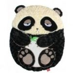 Gigwi Snoozy Friendz Panda Pet Sleeping FCushion