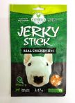 Wujibrand Real Chicken Jerky Stick - Spinach Flavour