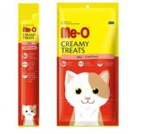 Meo Creamy Treats - Crab Flavor