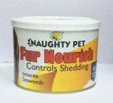 Naughty Pet 'Fur Nourish' Chewable Bone (60 pcs)