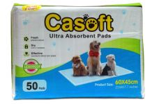 Casoft Ultra Absorbent Pads Small
