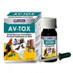 Winsko AV - Tox Toxin Binder Premium Supplement For Birds