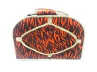 Travelling Carrier Bag Tiger Print
