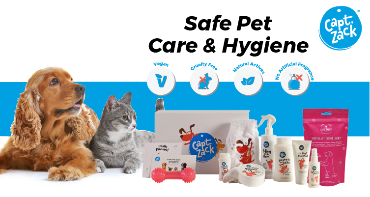 safe pet care & hygiene
